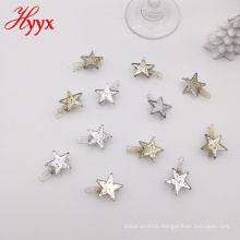 HYYX DIY Colored Natural Wooden Cloth Photo Paper Peg Craft Clips with Christmas