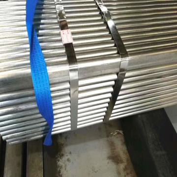 Pipa Pre-galvanized ASTM A500 Carbon Steel