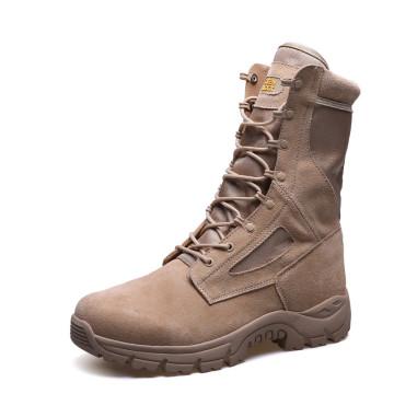 Venta caliente militar desierto botas mujer tactical botas (31006)