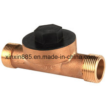 Lead Free Bronze Water Meter Body