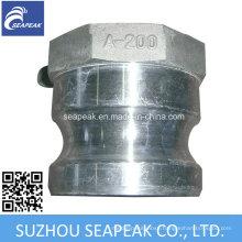 Aluminum Camlock Coupling -Type a