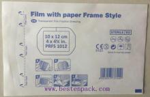 Beg kertas-plastik Haba-meterai