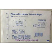 Heat-Seal kantong kertas-plastik