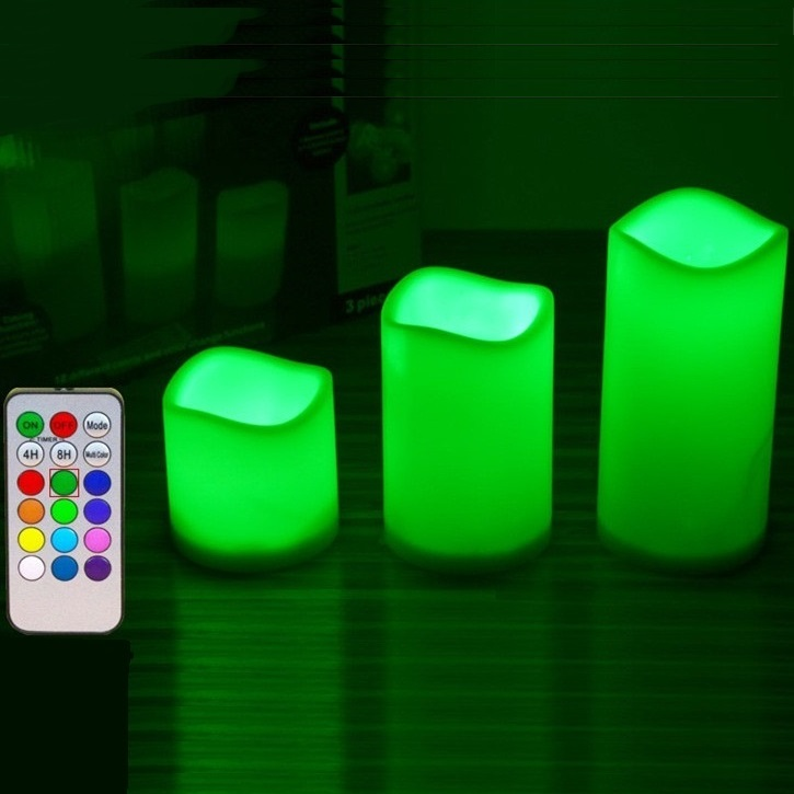 AAA Battery Electric Outdooor Eco-friendly LED Candle