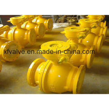 150lb 300lb 600lb Floating Type Ball Valve