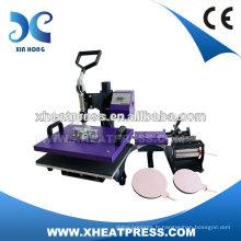 Machine à presser à chaud multifonction 15X15 pouces 5 en 1