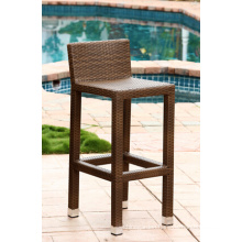 Wicker Garden Outdoor Furniture Patio Rattan Bar Stool Chair