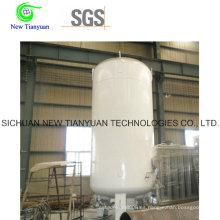 150m3 Tanque Liquido Criogénico de Volumen Efectivo para Almacenamiento de GNL