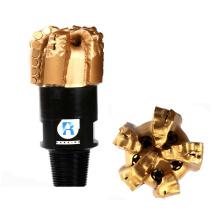 """5 7/8 """""""" matrix körper 5 klingen api faden pdc bit verwendet für öl und gas bohren wasser gut mit 13mm pdc cutter"""