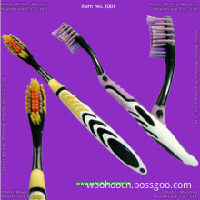 Rubber Adult Toothbrush (WH-T009)