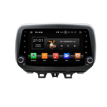 Car Dvd Gps Navigation for 2018 IX35 Tucson