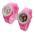 Children Cartoon Silicone Wristwatch