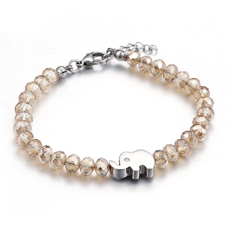 Elephant Bead Bracelet