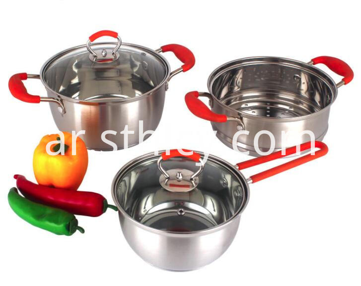 Cookware Set For Gas Stove