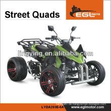 250cc ATV Quad mit niedrigem Fahrwerk