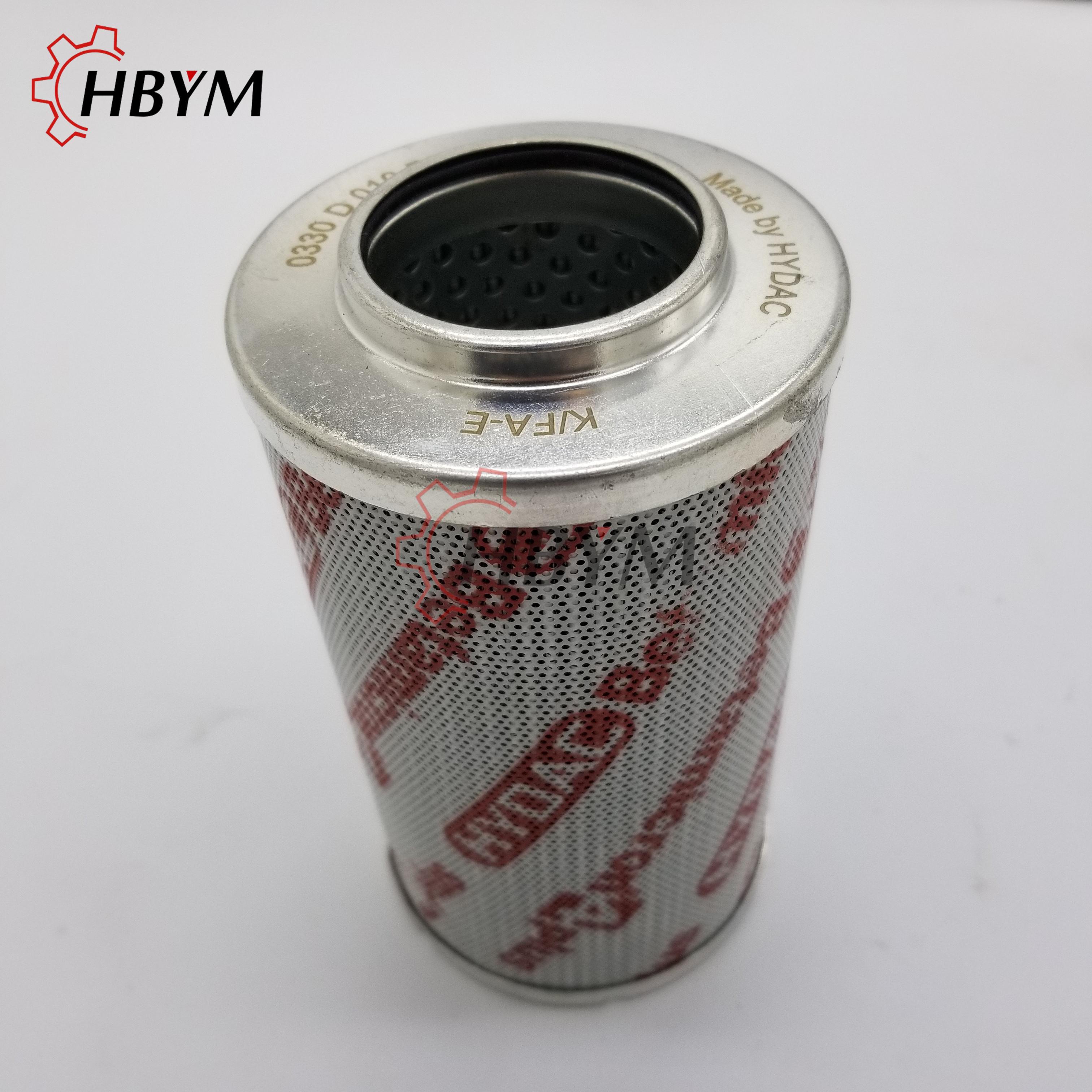 SANY filter 1