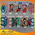 Vela divertida del número del cumpleaños al por mayor de China