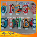 Wholesale Funny Birthday Number Candle from China