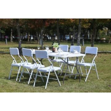 Cadeira plástica de plástico Usado Cadeira de jantar Cadeira de praia