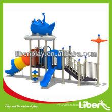 Petits enfants Aire de jeux extérieure Équipement Playset Slide