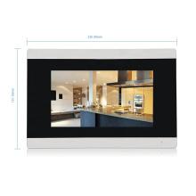 WiFi IP Apartment Video Door Phone Intercom support Tuya Smart APP Max support 9999 flat