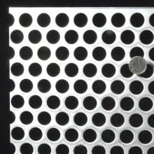 2015 nuevo diseño de acero inoxidable de metal perforado
