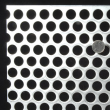 2015 New Design Stainless Steel Perforated Metal