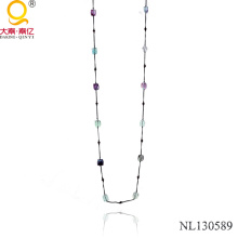 2014 Fluorite Necklace Crystal Necklace