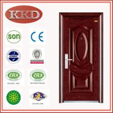 90 мм стальная дверь безопасности KKD-205