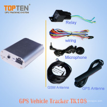Real Time GPS Tracker/Avl GPS Tracking Device with Fuel Monitoring (WL)