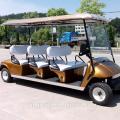 2017 новый CE 8-ми местный пассажирский бензин картинг/sightseeing автомобиль с высоким качеством