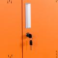 12 Door Steel Lockers for Changing Room