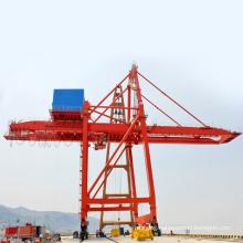 Experience Quayside Container Ship to Shore Gantry Crane