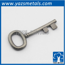 custom made metal retro decoration gadget key