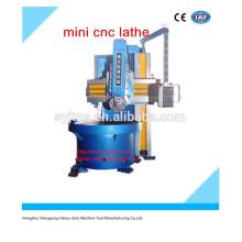 Hohe Präzision China Mini CNC Drehmaschine für heißen Verkauf mit guter Qualität