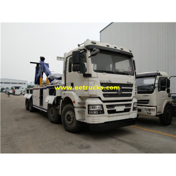 SHACMAN 30 Ton 12 Wheel Truck Cranes