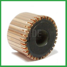 Starter carbon customized copper commutator