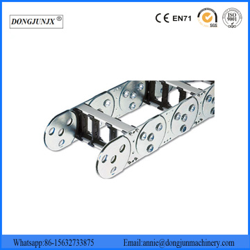 Steel Drag Chain Cable Carriers Energy Chain