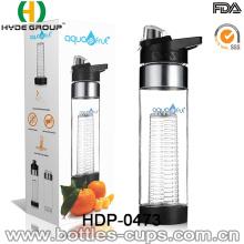 700ml hochwertige Tritan Kunststoff Fruit Infusion Wasserflasche (HDP-0473)