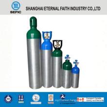 8L High Pressure Aluminum Gas Cylinder (LWH140-8.0-15)