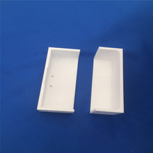 Customized Wear Resistance 97% Alumina Ceramic Cover