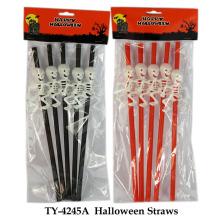 Halloween Straws Toy