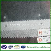 Kleidungsstücke Zubehör Großmarkt in China Vliesstoff Interlining Verkauf nach Bangladesch, Türkei, Chile