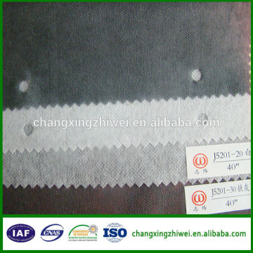 garments accessories wholesale market in china nonwoven interlining sell to bangladesh,turkey,chile