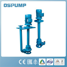 YW series Performance maturity sewer ejector pump system
