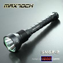 Luz de la Antorcha recargable Tactical Maxtoch SN6X-2