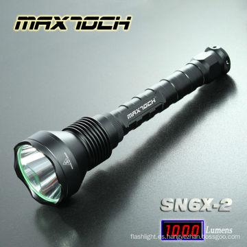 Maxtoch SN6X-2 Cree 18650 antorcha linterna más brillante