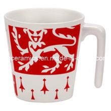 Taza de café de porcelana