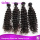 New Mongolian Hair Weave 100% Human Hair Extension