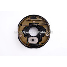 Frein à tambour -10 pouces frein à tambour électrique avec levier de stationnement pour remorque (AZ077)
